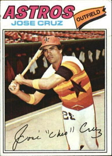 Jose Cruz #42