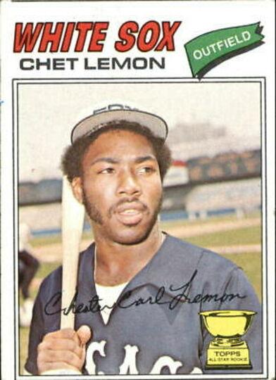 Chet Lemon #58