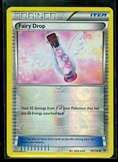 fairy drop 99/124