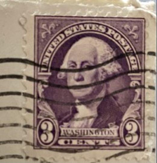 3 Cent Washington