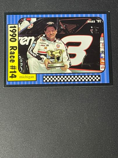 NASCAR Items Collection Image