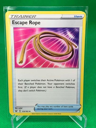 Escape Rope 125/163