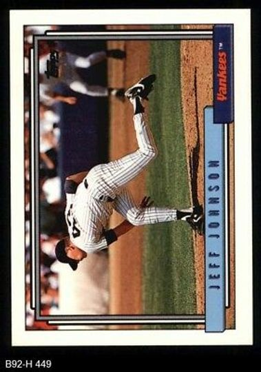 GARY/1992TOPPSGOLD Collection Image