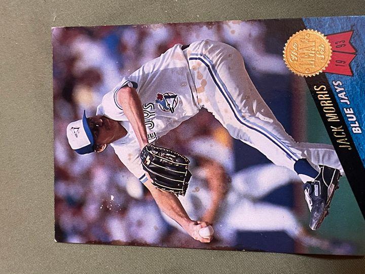 1993 Leaf Base Collection Image