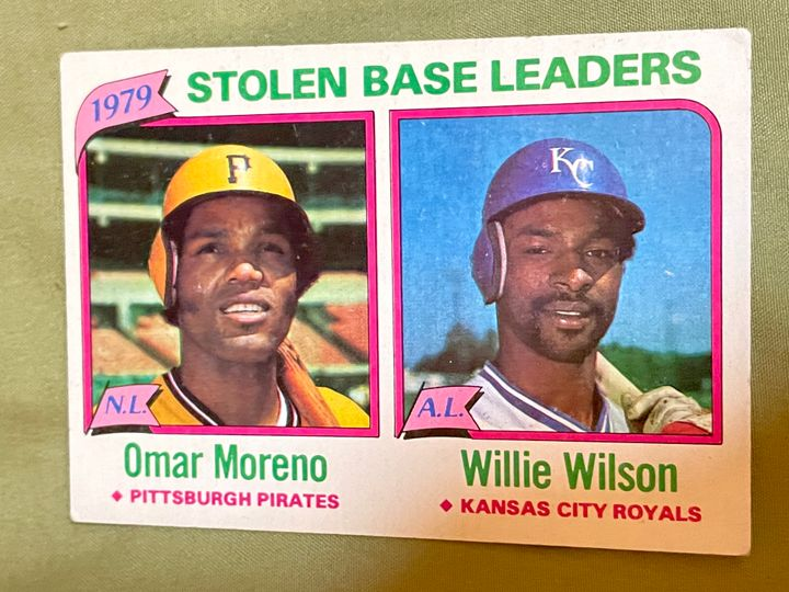 1980 Topps Base Collection Image