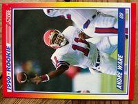 Andre ware 1990 score 292