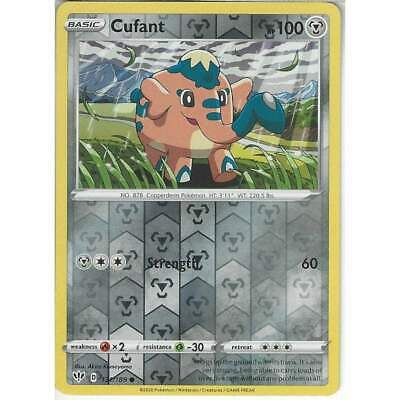 Pokemon Cards Cufant 131 Copperajah 132//189 Reverse Holo Darkness Ablaze NM//M