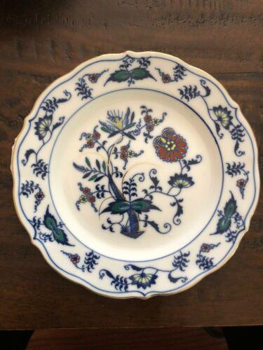 Speiseteller Zwiebelmuster Onion Pattern Blue Danube Japan