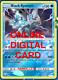 1X Black Kyurem 61/236 Cosmic Eclipse Pokemon Online Digital Card