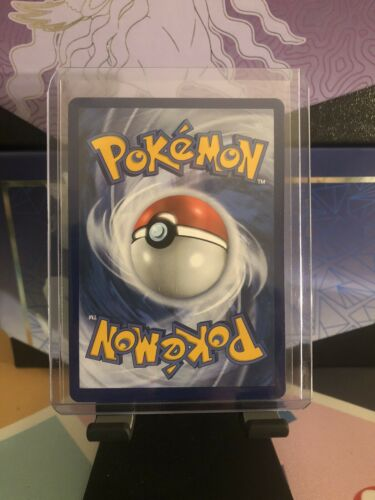 Pokemon Ice Rider Calyrex V 045/198 Chilling Reign Rare Holo Pokemon Card - Image 2