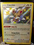 Cinccino   Shiny Rare   Pokemon   Shining Fates   SV094/SV122   NM