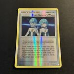 Team Galactic's Wager 115/123 Reverse Holo - Mysterious Treasures Pokemon Card