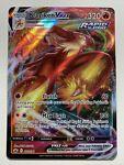 Pokemon Holo NM Rapid Strike Blaziken VMAX 021/198 Chilling Reign
