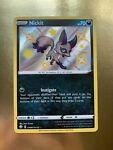 Pokemon Shining Fates Nickit x1 SV081/SV122 Holo - NM Condition