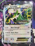 Tornadus EX BW96 (Pre Release Promo) Pokémon TCG Legendary Treasures