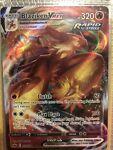 BLAZIKEN VMAX Full Art ~ Chilling Reign 021/198 ~ Near Mint Pokemon Card