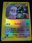 Flaaffy 77/165 - Uncommon Reverse Holo Expedition LP to NM