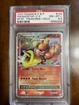Mysterious Treasures 123 Magmortar LV.X Holo PSA 8.5 CHECK OTHER ITEMS FOR SALE!