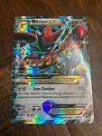 Pokemon TCG XY BREAKpoint Mega M Scizor EX 77/122