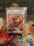 Single Strike Style Mustard 163/163 Battle Styles NM Full Art Ultra Rare Pokemon