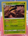 Pokemon 2019 Detective Pikachu   LUDICOLO (2/18)   Rare Holo   Near-Mint