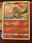 Pokémon TCG Charmander Sun & Moon - Team Up 12/181 Regular Common NM