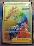 176/163 Rapid Strike Style Mustard | Rare Rainbow Card | SWSH-05 Battle Styles