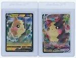 Pokemon SWSH Shining Fates Set Morpeko V 037/072 & Morpeko VMAX 038/072