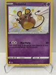 Pokemon - Shining Fates - Dedenne - SV051/SV122 - Shiny Holo Rare - NM/M