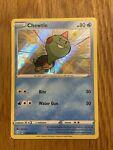 Pokemon TCG - Shining Fates Shiny Vault Chewtle Holo Rare Card SV028/SV122 RF#2