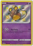 Dedenne SV051/SV122 Shiny Vault Shiny Holo Rare Pokémon Shining Fates NM