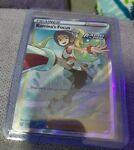 160/163 Korrina's Focus Full Art Ultra Rare Pokemon Battle Styles