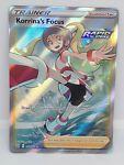 Korrina's Focus Sword & Shield - Pokémon TCG Battle Styles 160/163 Holo Full Art