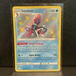 Inteleon SV027/SV122 Shiny Holo Rare Pokemon Shining Fates NEAR MINT
