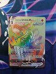 Pokemon Rapid Strike Urshifu VMAX Rainbow Secret Rare 169/163 Battle Styles NM