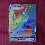 Pokemon   Battle Styles   Victini VMAX 165/163   Rainbow Secret Rare   NM/M