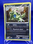 Pokemon TCG 2007 Tyranitar Mysterious Treasures 17/123 Damaged See Pics