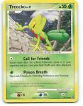 79/100 | Treecko | Stormfront | Pokemon Card | Played