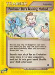Professor Elm's Training Method - 148/165 - Uncommon - Expedition - NM - Pokemon