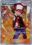 Red's Challenge - 213/214 - Full Art Ultra Rare, SM Unbroken Bonds, NM-Mint x1