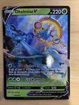 Dhelmise V-009/072 Ultra Rare Full Art NM/M Shining Fates Pokemon Card TCG Fresh