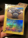 Pokemon Expedition Poliwhirl Reverse Holo Uncommon (89/165) PLAYED