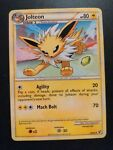 Jolteon 28/90 Pokemon HGSS Undaunted Uncommon Card