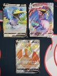 Pokemon Shining Fates 055/072 Cramorant VMAX 054/072 Cramorant V SWSH086 Promo