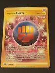 Single Strike Energy 183/163 Battle Styles Gold Secret Rare Pokemon Card
