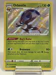 Orbeetle Sv009/sv122 Shining Fates Shiny Vault Pokemon Card See Description