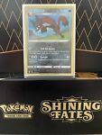 Thievul Shining Fates 048/072 Reverse Holo Rare Pokemon Card