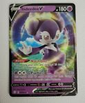 Indeedee V 039/072 Shining Fates NM Full Art Ultra Rare Pokemon Card