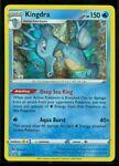 Pokemon Rare Holo Foil Kingdra Card 033/163 Battle Styles