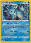 Pokemon Card - Battle Styles 033/163 - KINGDRA (holo-foil) - NM/Mint